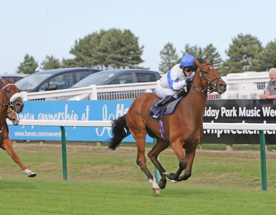 Protected Guest winning at Great Yarmouth